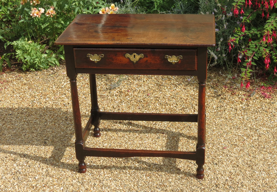 Mid 18th century side table
